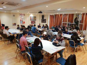 Sala de reuniones de la Escuela Clubclass