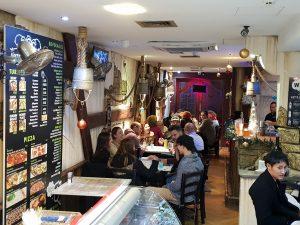 Wellcome party en Clubclass Malta