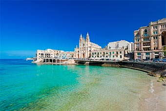Cursandoingles.es - Estudiar inglés en Malta